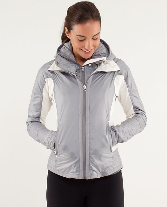 RUN:Bundle Up Jacket
