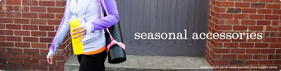 womens seasonal accessories
